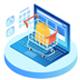 eCommerce Web development Services Icon